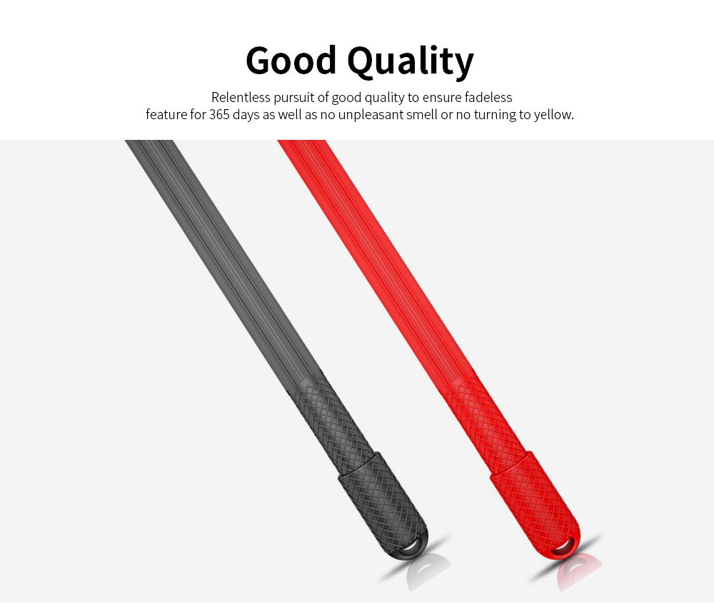 Silicone Case for Apple Pencil, iPad Accessories Rubber Case Apple Pencil Protection Case 6