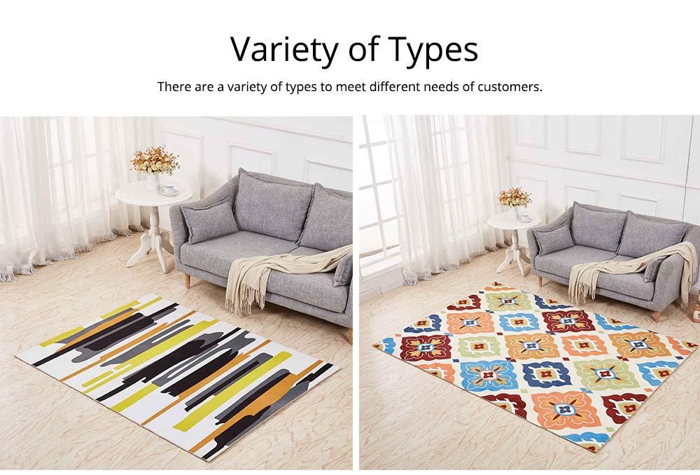 Non-slip Rugs, 3D Geometric Carpet, Modern Floor Mat for Living Room, Bedroom 6