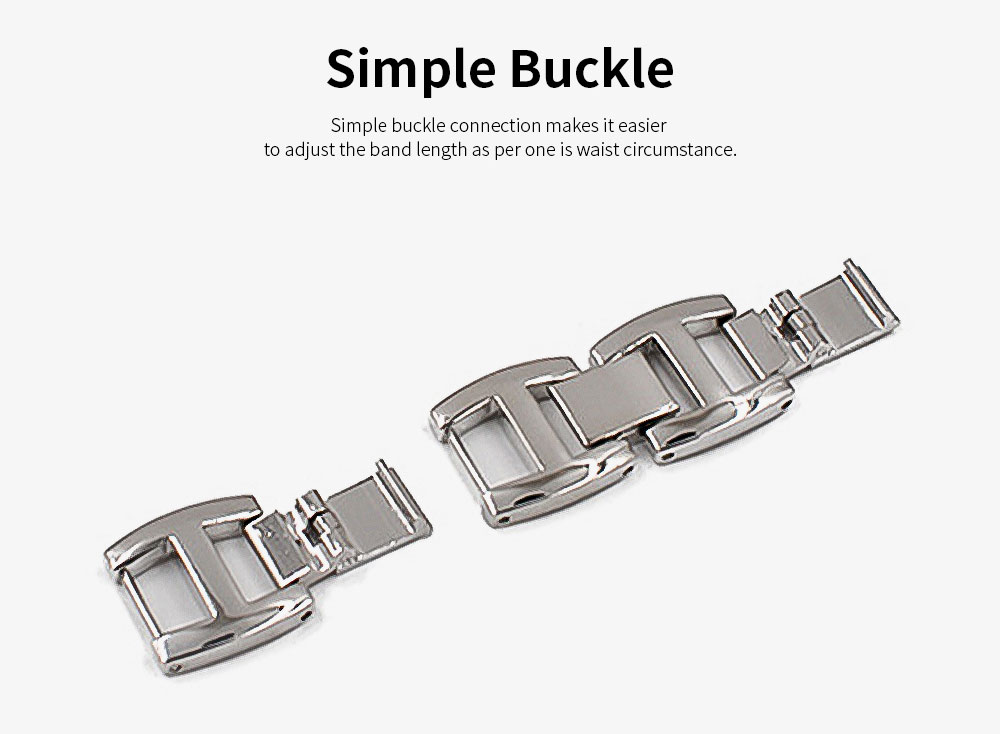 Stainless Steel Watch Band for Apple Watch, Twisted Metal Watch Band, iWatch Twisted Diamante Watch Strap 4