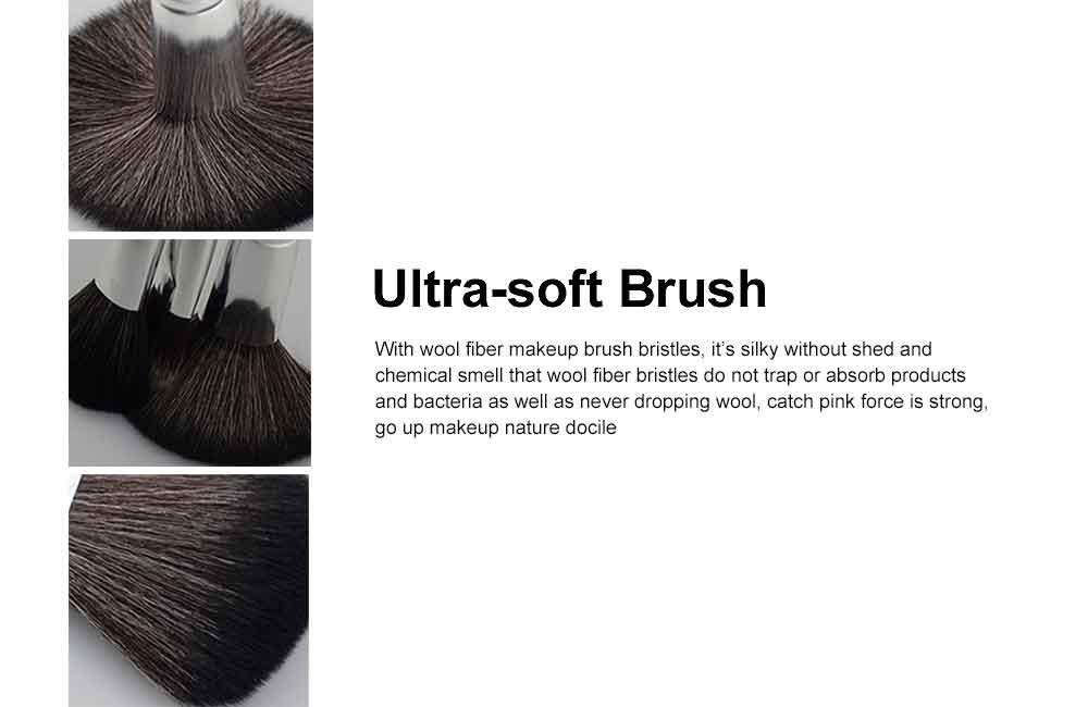 Makeup Brush Set Eye Makeup Brushes for Eye-shadow Concealer Eyeliner Brow Blending Brush Cosmetic Tool 1