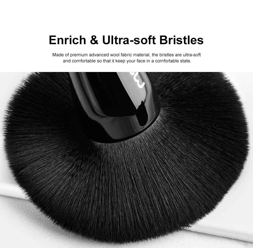10PCS Sexy Mini Waist Makeup Brushes with Magnet Brush Barrels 1