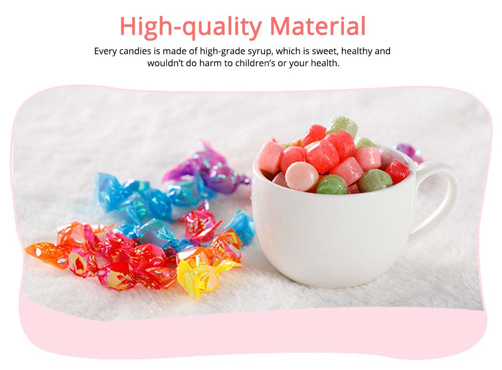 Cute Creative Candy Marshmallow Lollipop Gift Box for Children, Delicate Carton Painting Sticker Candy Present for Lovers Family 3