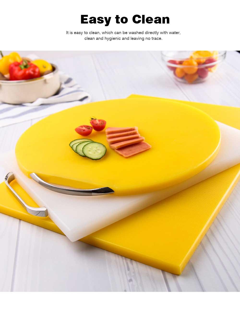 Anti-slip Multi-function Cutting Board, High-quality PE Cutting Board for Cutting Cooked Food, Vegetables, Fruits 6