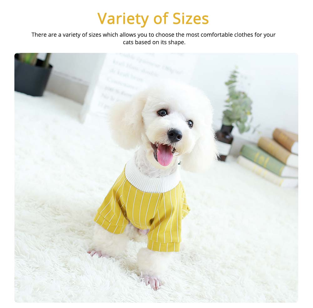 Creative Checked Gentleman Suit Miniature Pet Clothes, Stylish Small Dog Pet Clothes Formal Costume Apparel with Bow Tie 4