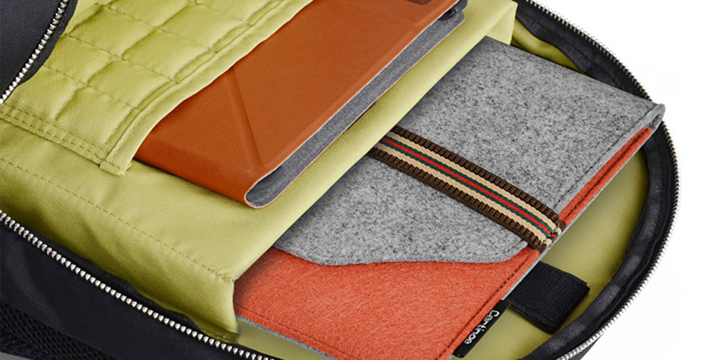 Soft Smooth Imported Wool Felt Tablet Laptop Protective Sleeve, Stylish Laptop Notebook Bag with Protective Belt 7