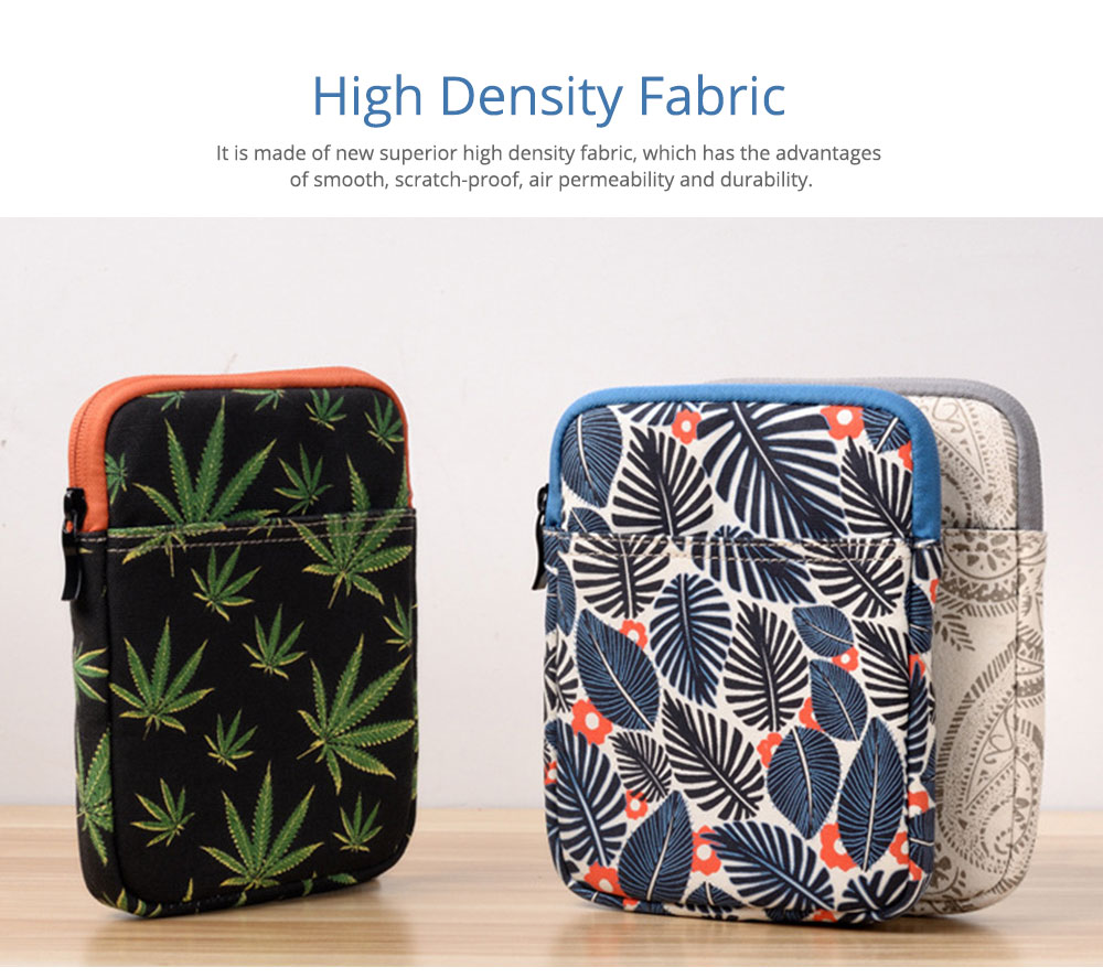 Portable Tablet Computer Sleeve Bag for iPad , Thicken Printing Shock-proof Break-proof Tablet Accessories 2