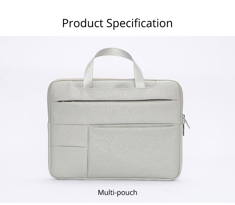 Computer Cover Laptop Case Sleeve Bag in Many Sizes, Durable Nylon Notebook Pouch for 11 12 13 14 15 15.6 Inch Computer 8