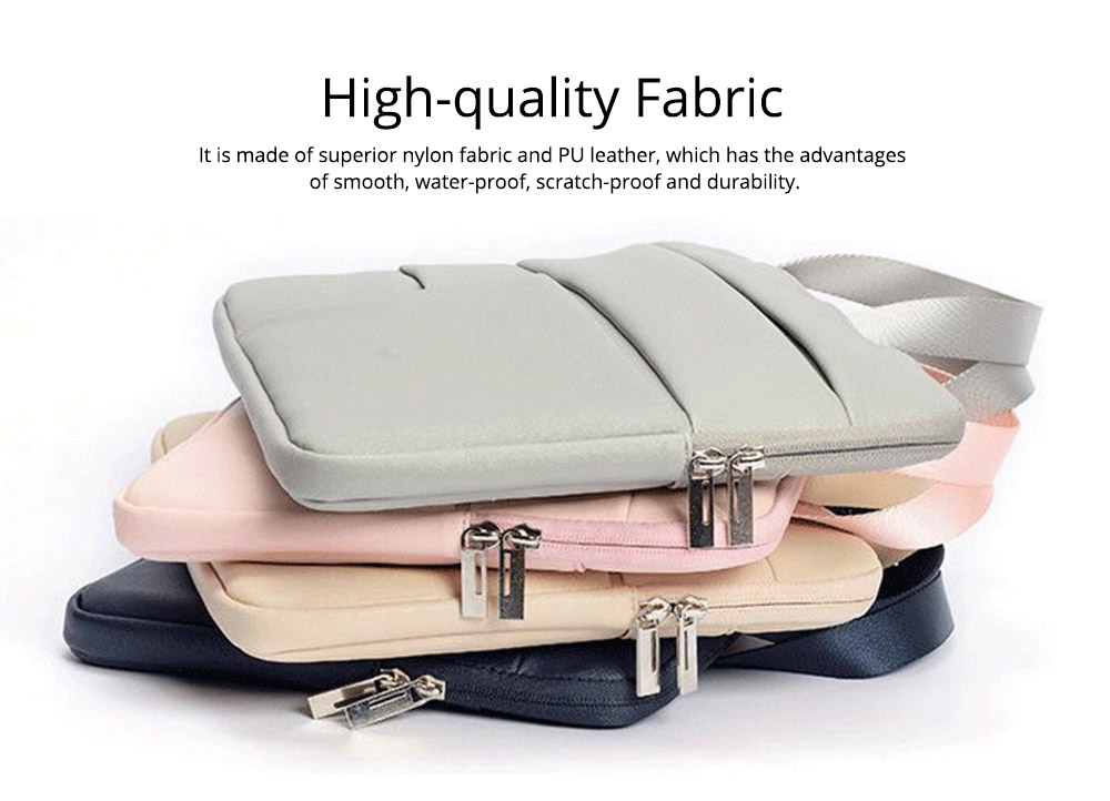 Computer Cover Laptop Case Sleeve Bag in Many Sizes, Durable Nylon Notebook Pouch for 11 12 13 14 15 15.6 Inch Computer 1