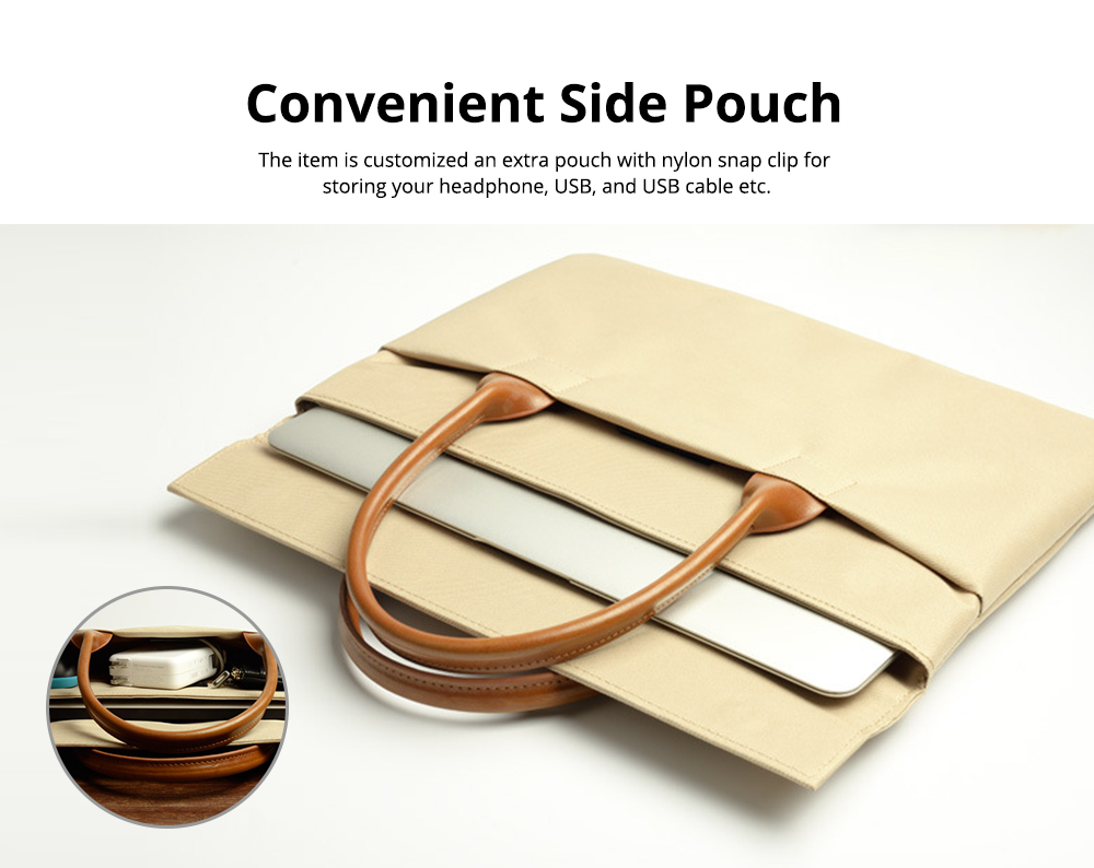 Denim Laptop Notebook Sleeve Case Bag Cover for 11 12 13 14 15 15.6 inch HP, Minimalist Filmy Laptop Computer Sleeve Bag 12