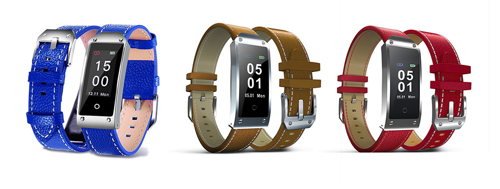 Smart Bracelet with GPS Positioning for Continuous Heart Rate Monitoring and Call Reminder 11