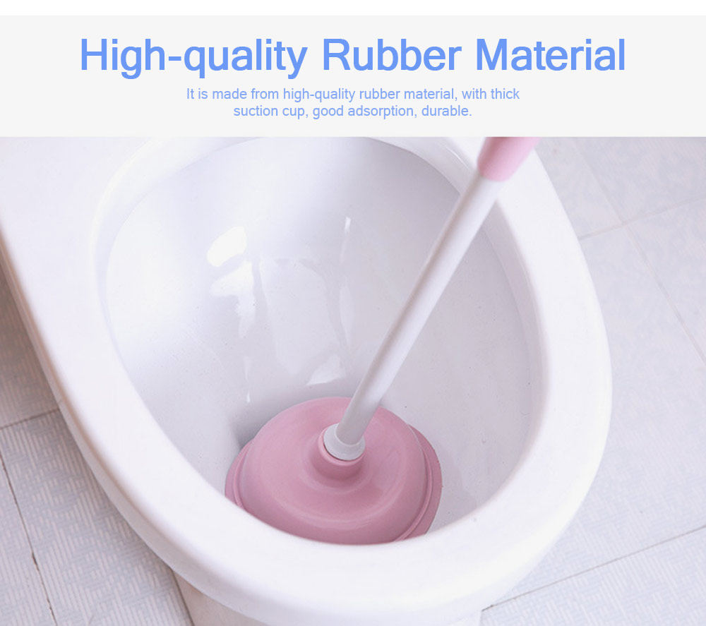 Household Toilet Pipe Sewer, Drain Toilet Suction for Dredging Toilet, E072 Sewer Toilet Dredger 1