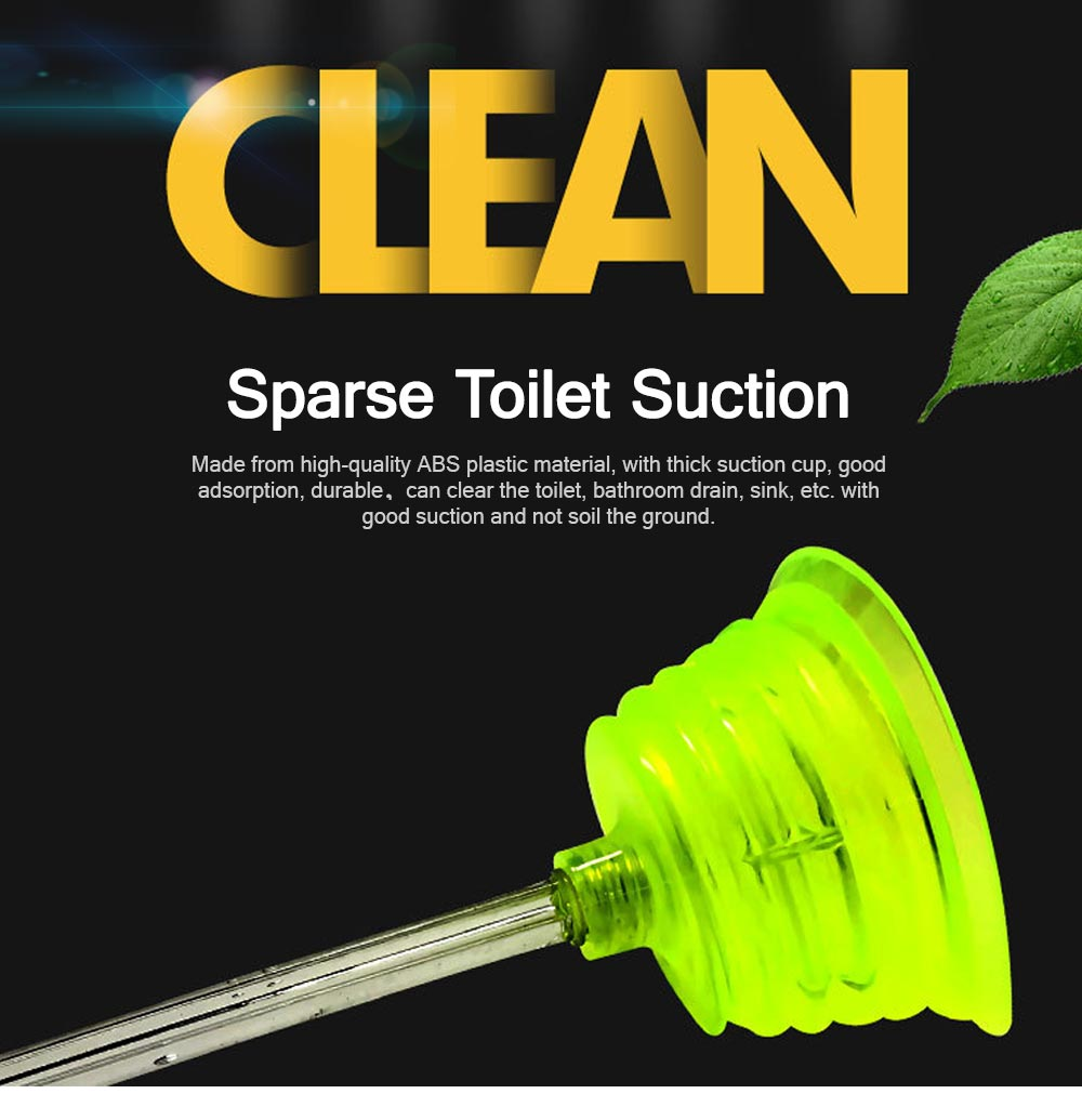 Sparse Toilet Suction for Toilet Sewer, Bathroom Drain, Toilet Pipe 0