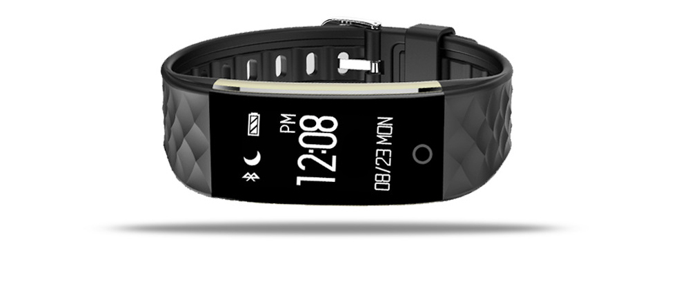 IP67 Waterproof Smart Bracelet with One-click Photo for Continuous Heart Rate Monitoring and Call Reminder 11