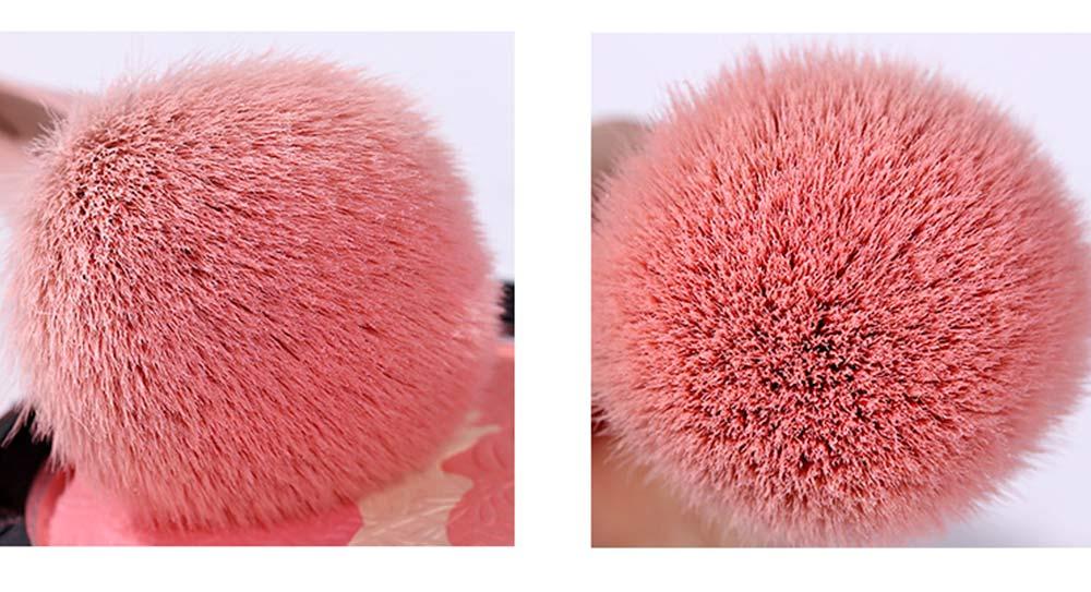 Multifunctional Makeup Brush with Small Pretty Waist, Beauty Makeup Blush Powder Painting as Powder Paint and Blush Brush 3