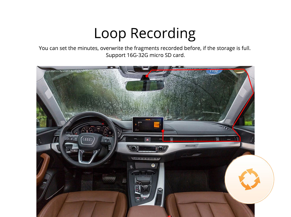 USB Driving Recorder Android Navigation with ADS Auxiliary Driving Speed Electronic Dog for Intelligent Anti-snoring 3