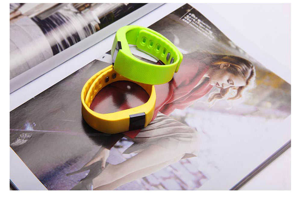 Fitness Smart Bluetooth Silicone Bracelet With Anti-loss Remote Photograph for Sleep Monitoring and Step Counting 12