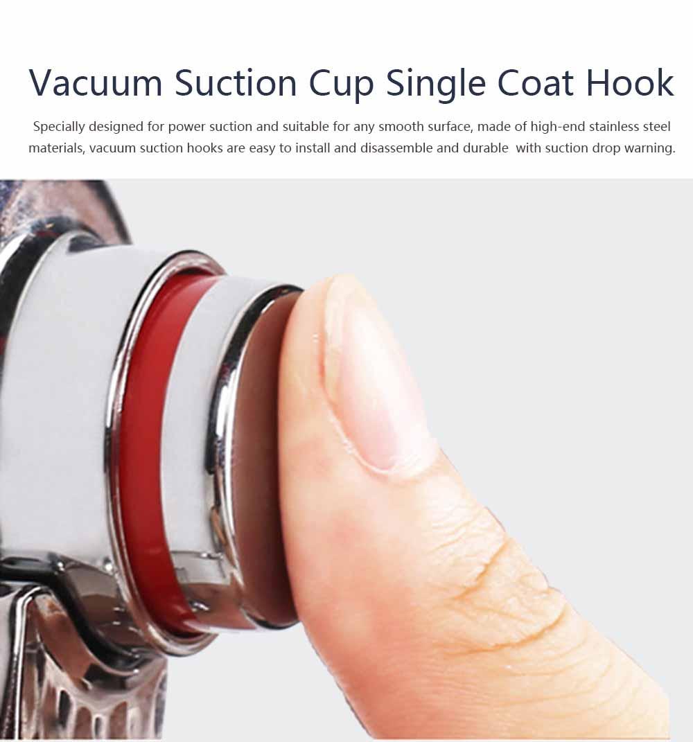 Bathroom Shower Towel Hook, Kitchen Wall Hanger, Stainless Steel Heavy Duty Hook 1