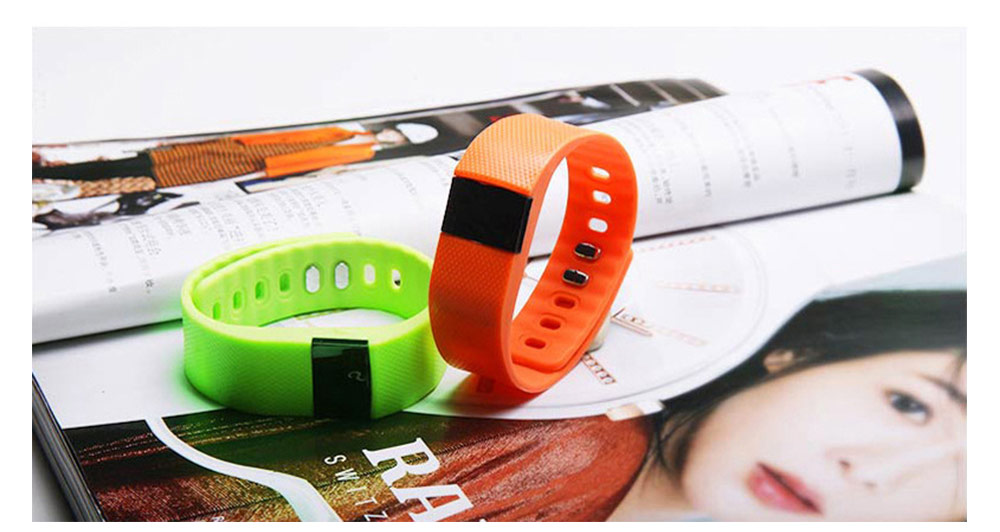 Fitness Smart Bluetooth Silicone Bracelet With Anti-loss Remote Photograph for Sleep Monitoring and Step Counting 11