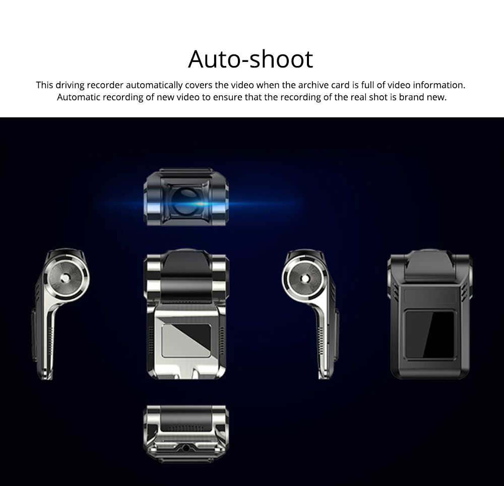 USB Driving Recorder Android Navigation with ADS Auxiliary Driving Speed Electronic Dog for Intelligent Anti-snoring 4