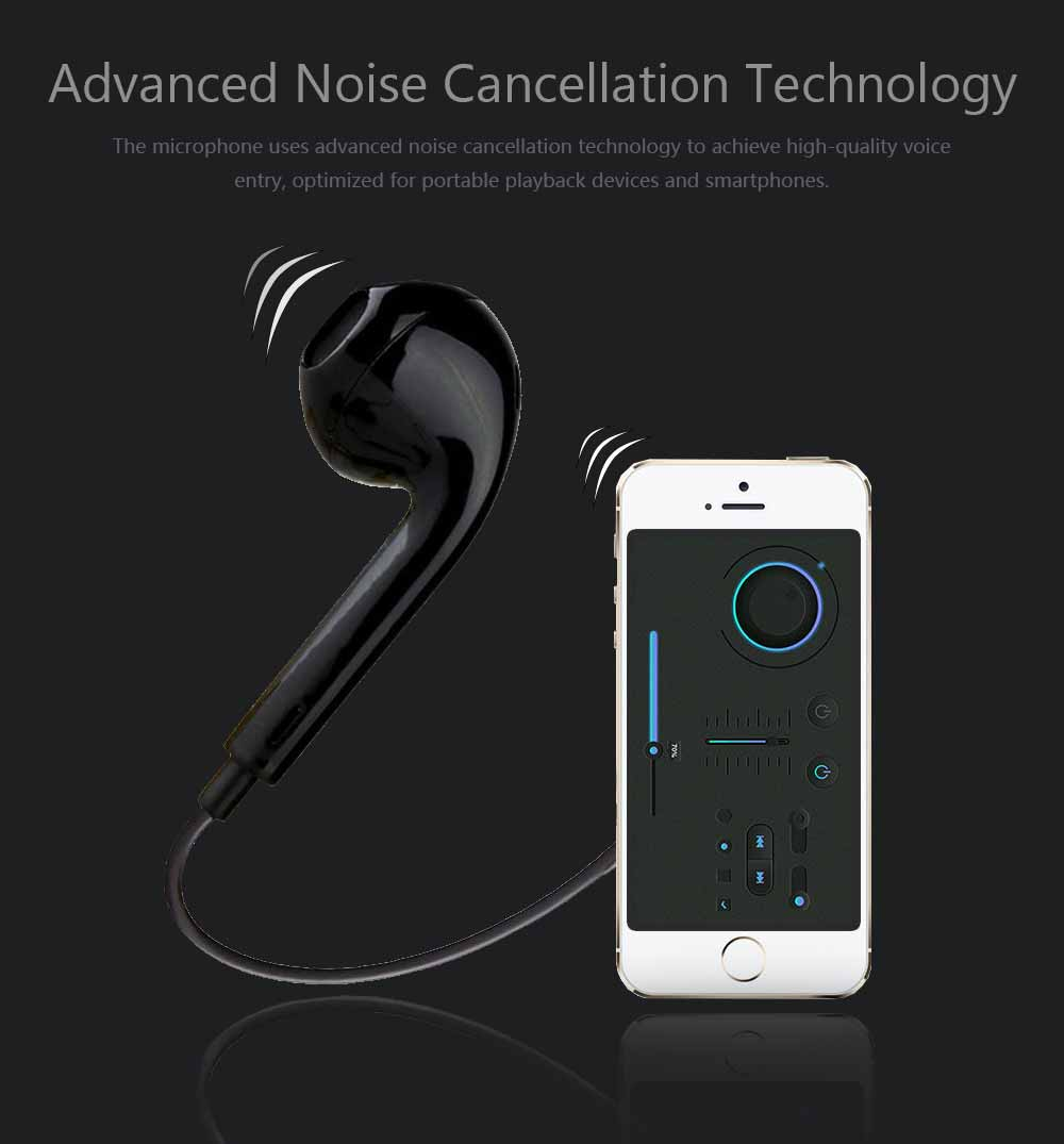 S6 Bluetooth Headset, Sports 4.1 Stereo Wireless Earbuds Gift Explosion Bluetooth Earphone 4