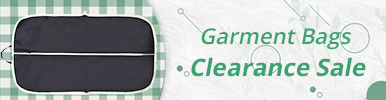 Garment Bags Clearance Sale