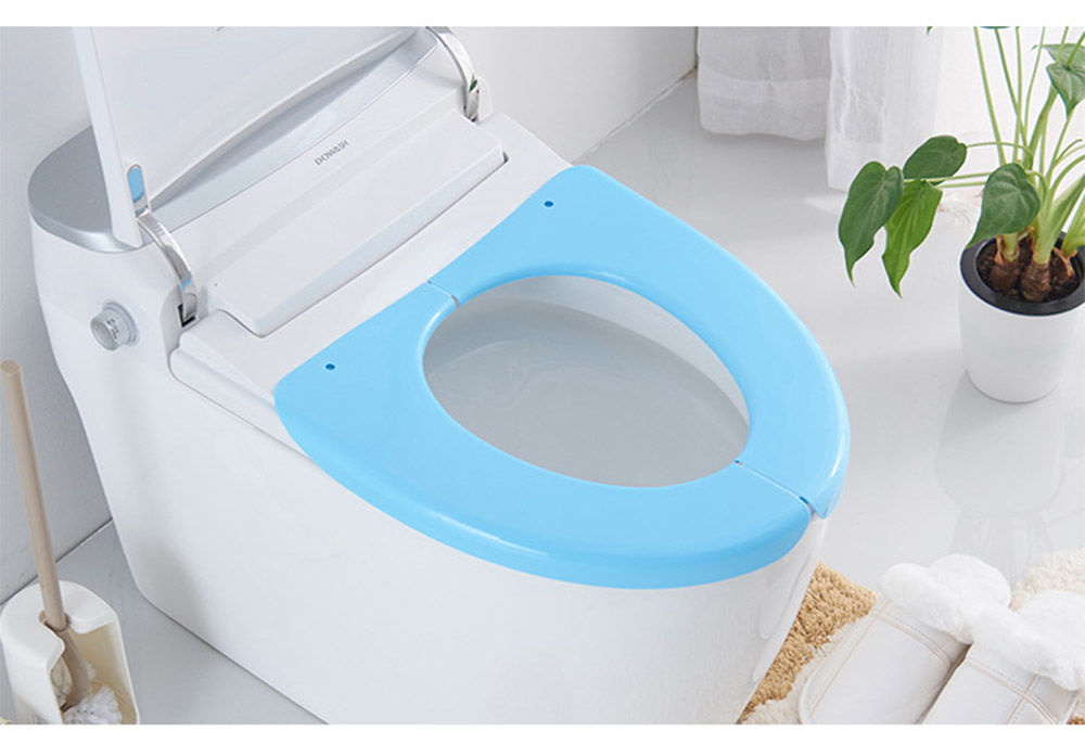 Travel Toilet Seat Covers For Adults, Public Safe And Comfortable Toilets Seat Cover 16