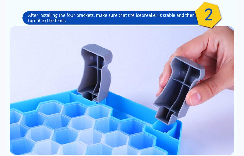 Tricky Funny Penguin Saving Ice-breaking Table Game For Children 13