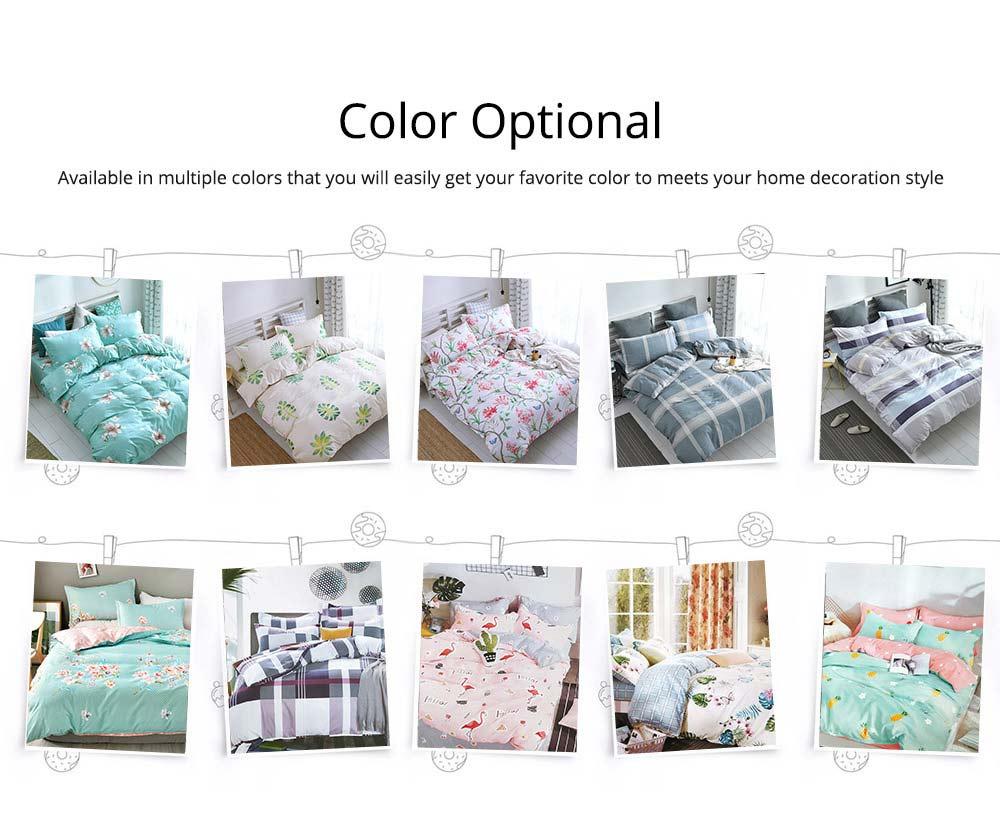 Australia Brushed Cotton Bedding Set 4 Pieces, 200*230 CM Bedding Set 6