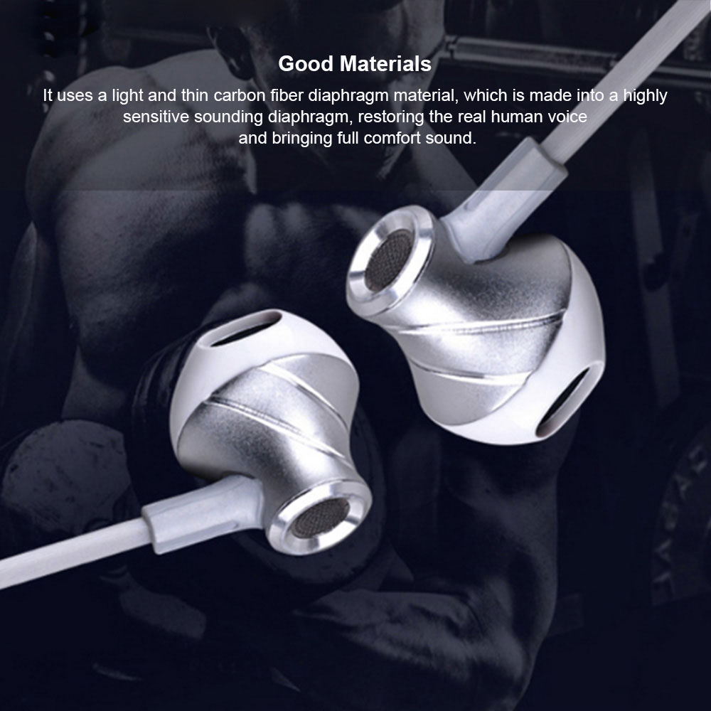 Earpods for Apple Wire Headsets, Sports Bluetooth Headset 3
