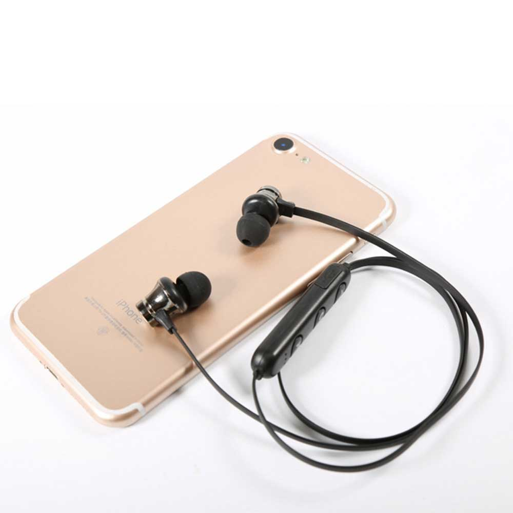 Magnetic Sports Music 4.2 In-Ear Bluetooth Headset, Neck-mounted Bluetooth Headset 6