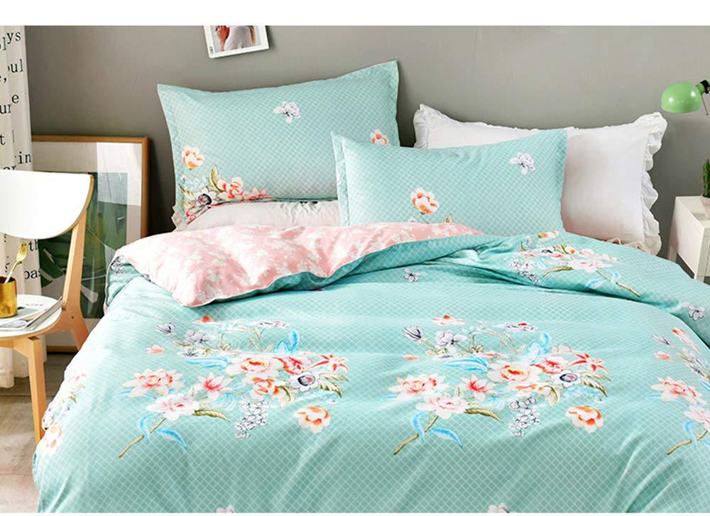 Australia Brushed Cotton Bedding Set 4 Pieces, 200*230 CM Bedding Set 9