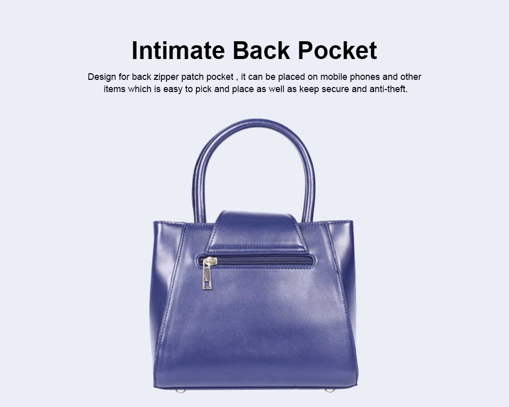 Fashion Female shoulder Bag, Dream Rainbow Decorative Handbag with Adjustable Hand Strap and Metal Zipper 3