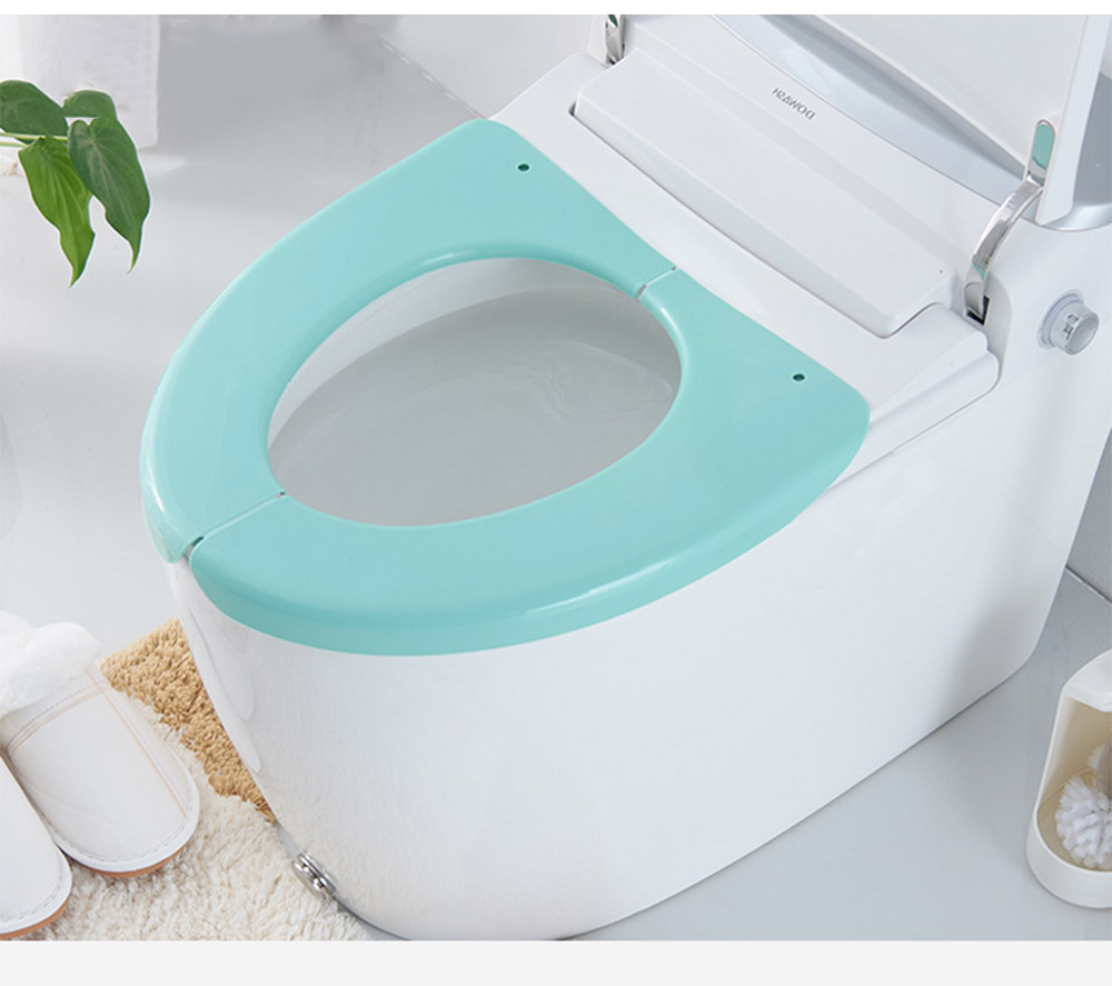Travel Toilet Seat Covers For Adults, Public Safe And Comfortable Toilets Seat Cover 1