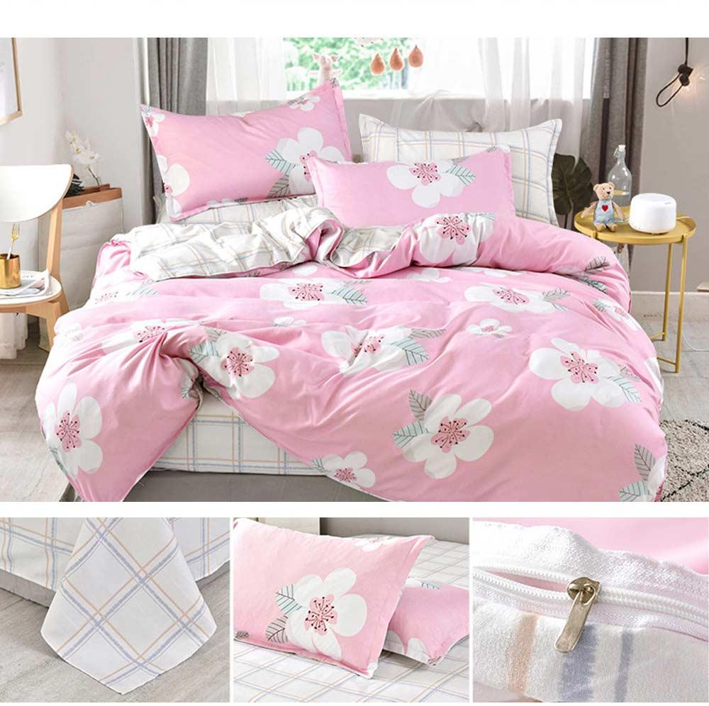 Australia Brushed Cotton Bedding Set 4 Pieces, 200*230 CM Bedding Set 5