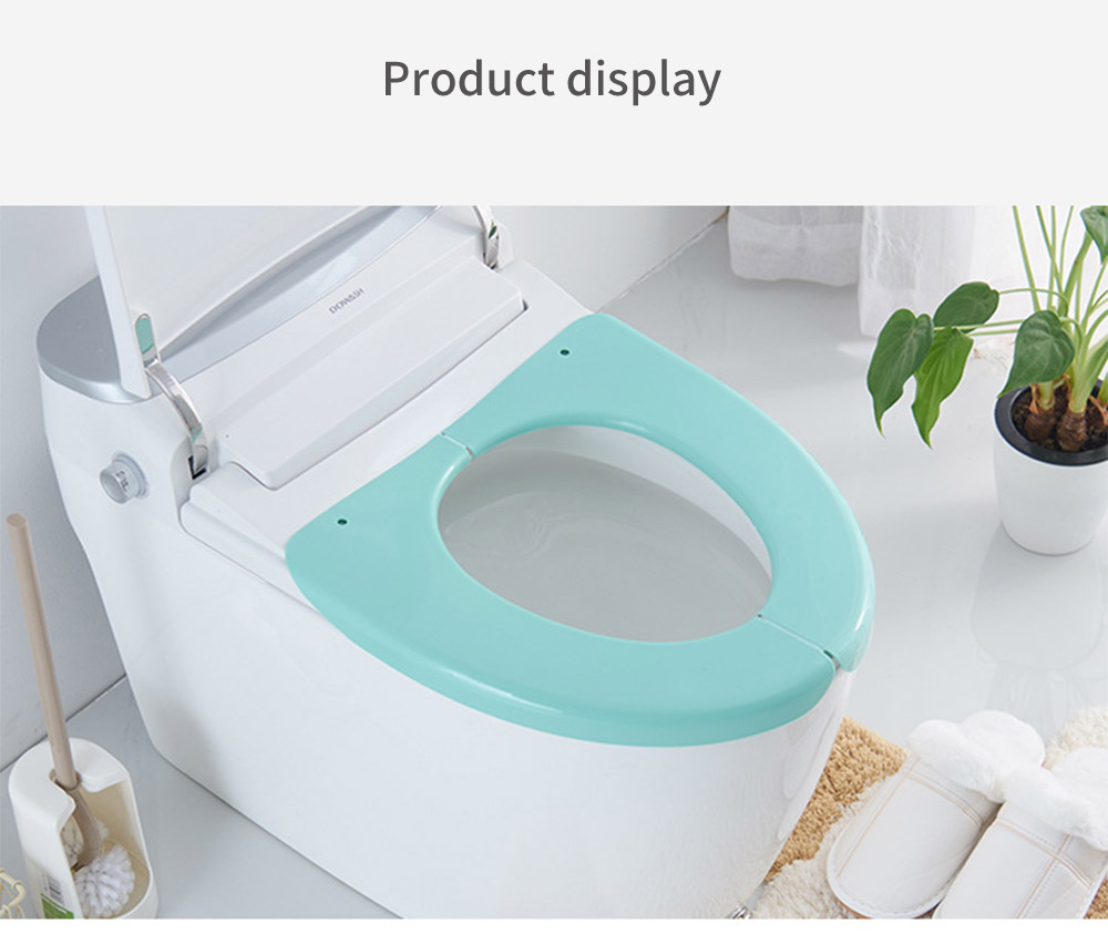 Travel Toilet Seat Covers For Adults, Public Safe And Comfortable Toilets Seat Cover 10