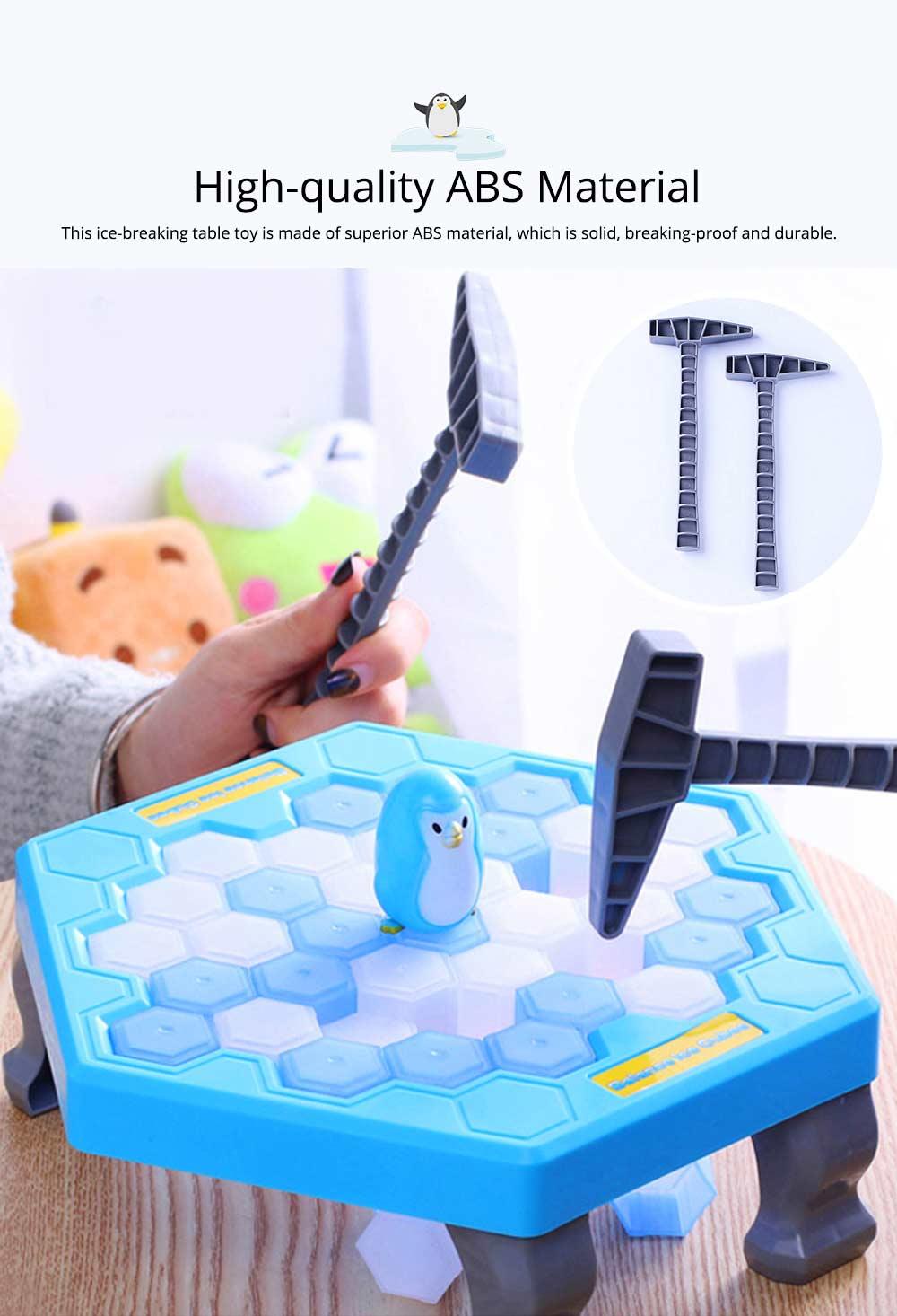 Tricky Funny Penguin Saving Ice-breaking Table Game For Children 1