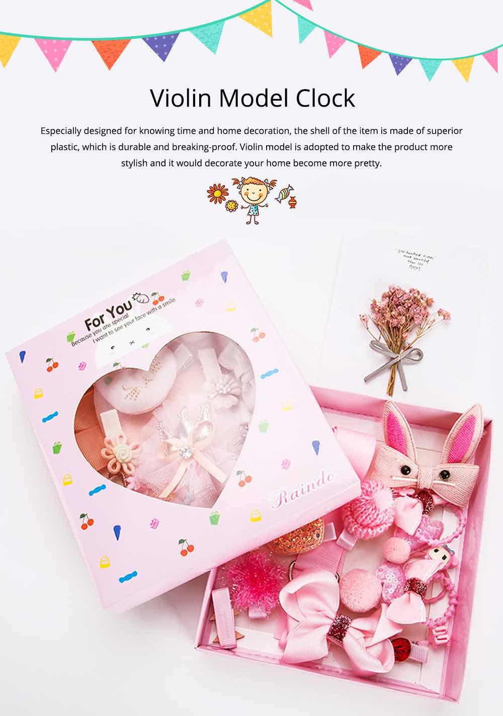 Cute Cartoon 18 PCS Hair Accessories, Hair Ornaments Barrette Birthday Gift Present Award For Girls 0