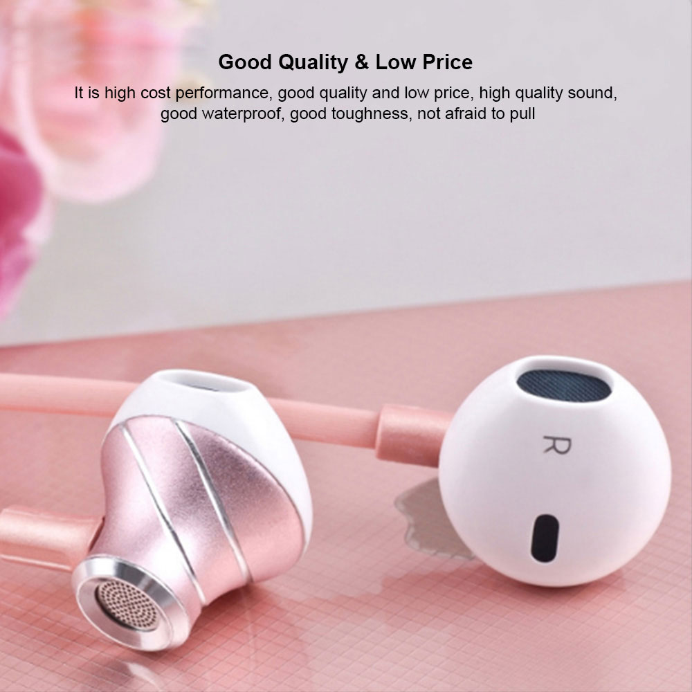 Earpods for Apple Wire Headsets, Sports Bluetooth Headset 4