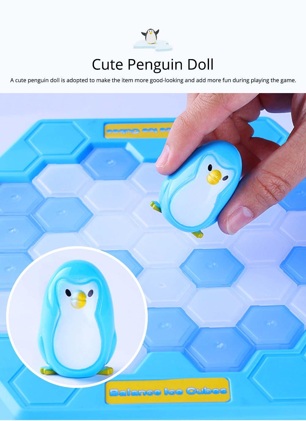 Tricky Funny Penguin Saving Ice-breaking Table Game For Children 6