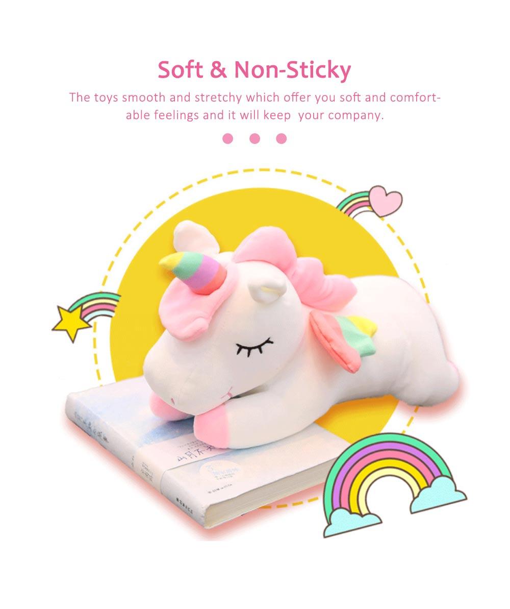 Lovely Unicorn Soft Plush Toy, Large Girl Pillow Birthday Gift 3