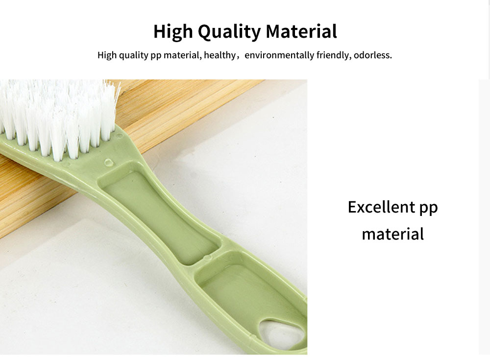 Wear-resistant Durable Laundry Brush, 3 Pack Shoe Brush Cleaning Brush 3