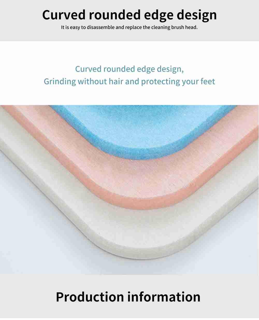 Diatomaceous Earth Mat, Water Absorption Anti-slip Bath mats 5