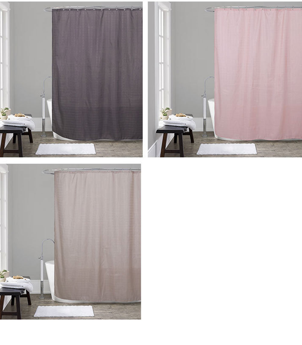 Bathroom Partition Curtains Thicken Waterproof And Mildew Proof Polyester Curtain 10