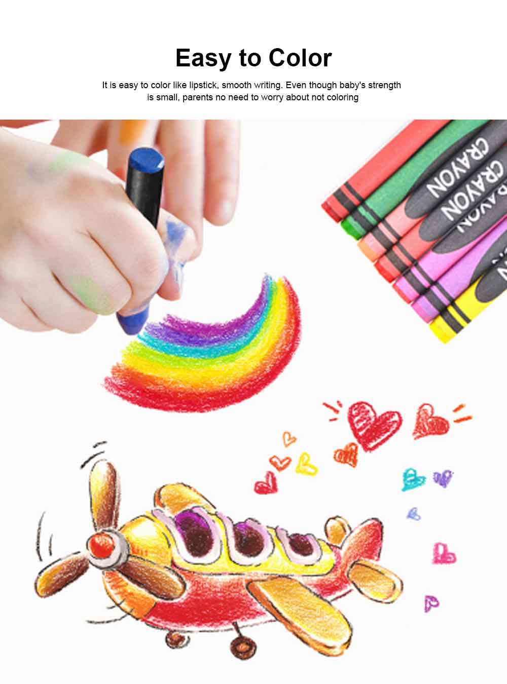 Children's Drawing Stationery, 176 PCS Children Art Painting Set 2