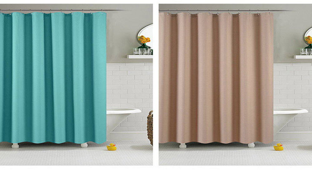 Bathroom Partition Curtains Thicken Waterproof And Mildew Proof Polyester Curtain 8
