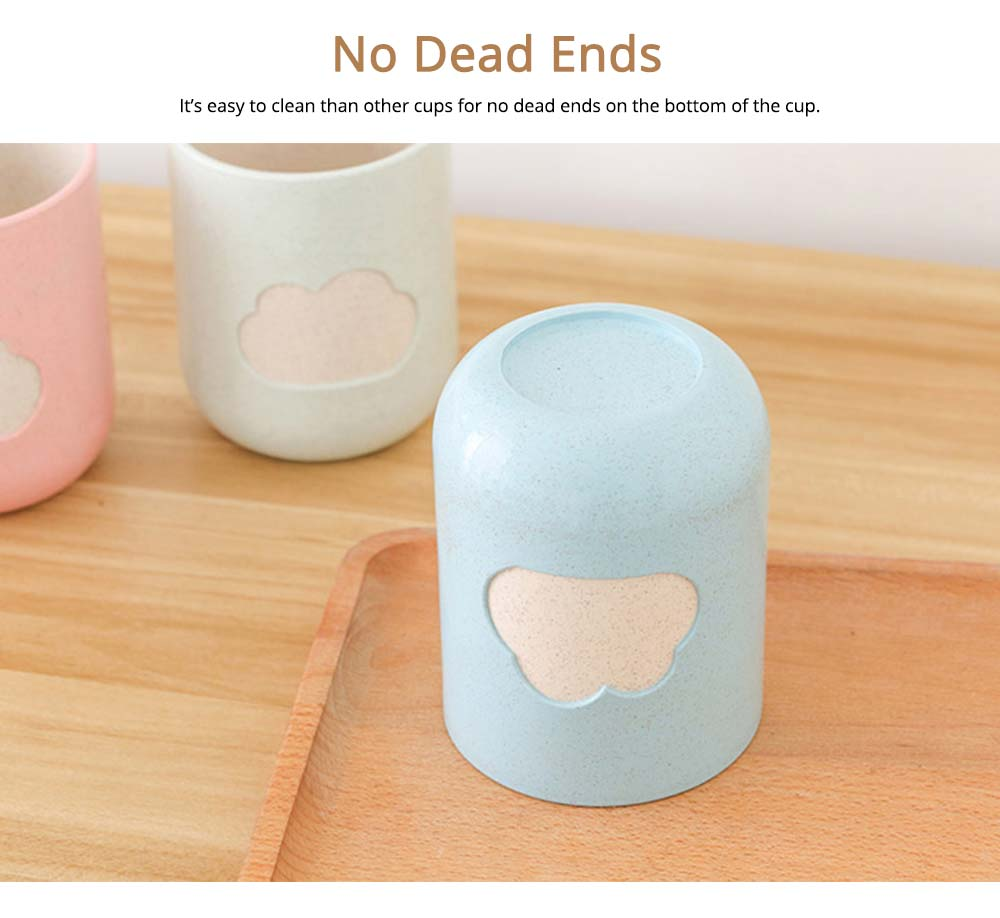 Plastic Toothbrush Mug, Simple Toothbrush Cup Holder 5
