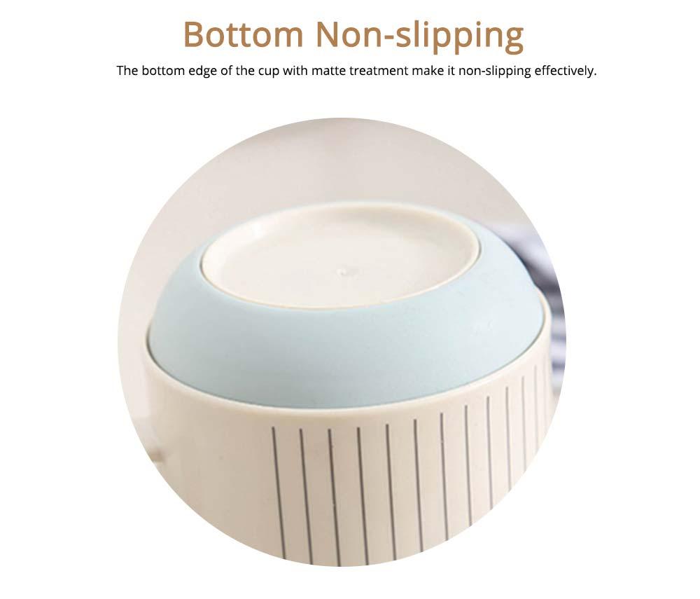 Simple Couple Cups Plastic Tooth Mug Brush Holder 5