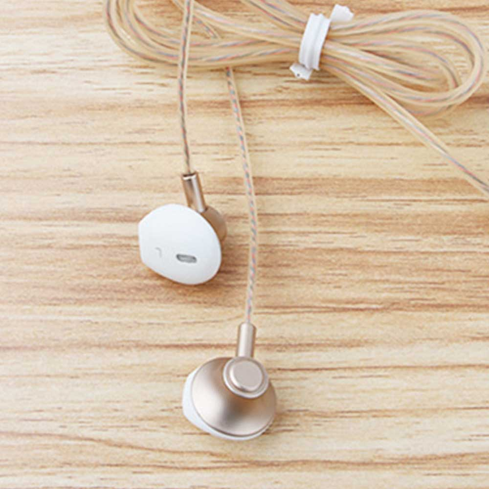 In-Ear Mobile Phone Headset, Line-controlled Dynamic Ring Music Headset 11