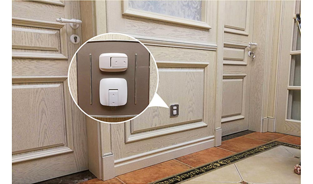 Electrical Outlet Covers Child Proof Safety, Baby Jack Plug Protective Cover 8