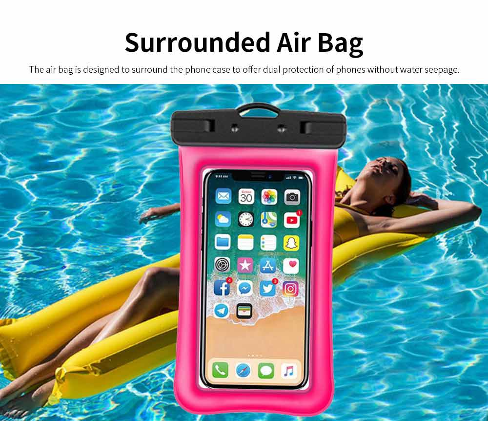 Water Resistant Cell Phone Case, Best Waterproof Floating Phone Pouch 2019 2